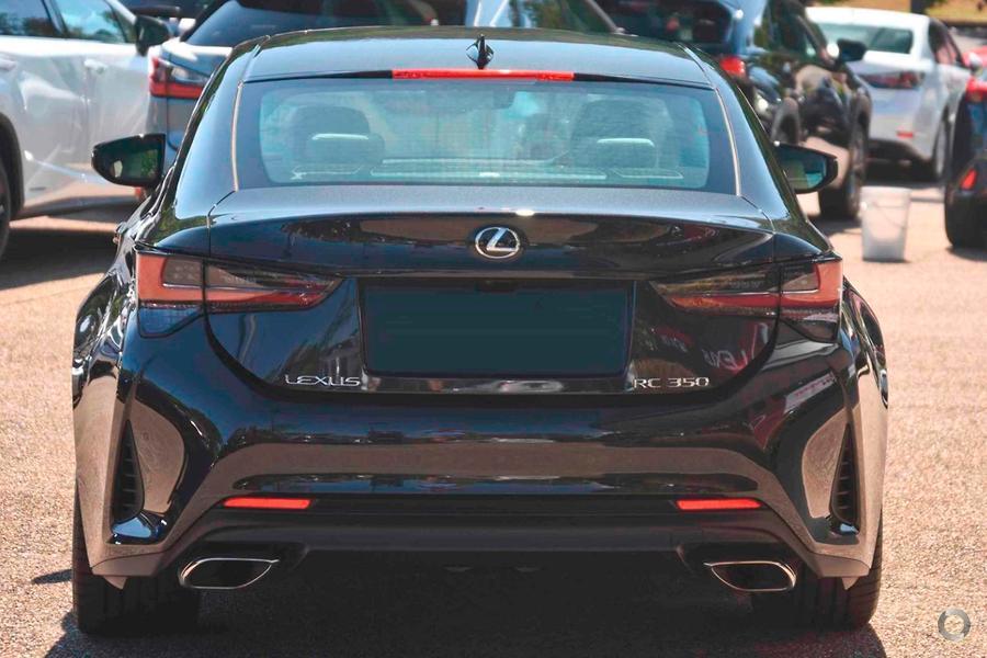 2020 Lexus Rc RC350 F Sport GSC10R