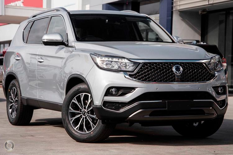 2020 SsangYong Rexton Y400