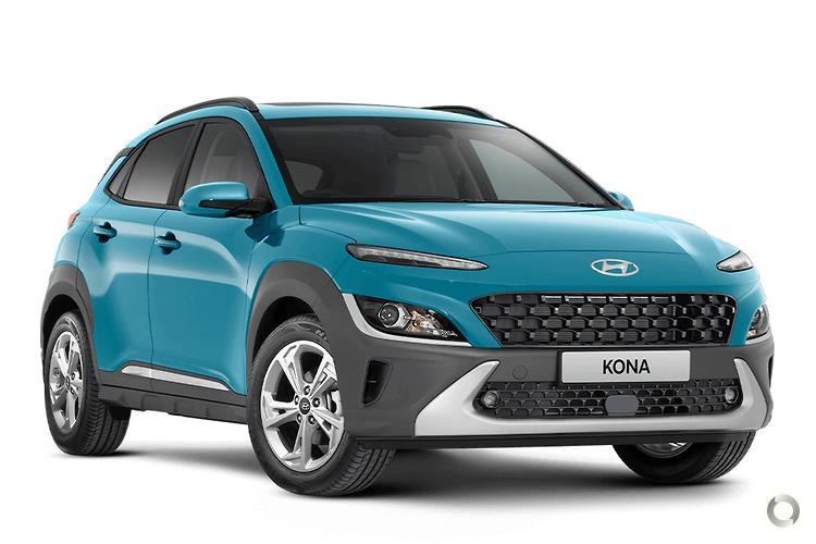 2021 Hyundai Kona Elite OS.V4