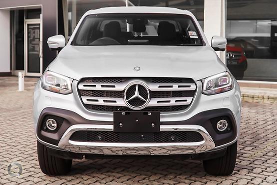 2020 Mercedes-Benz X 350 D POWER