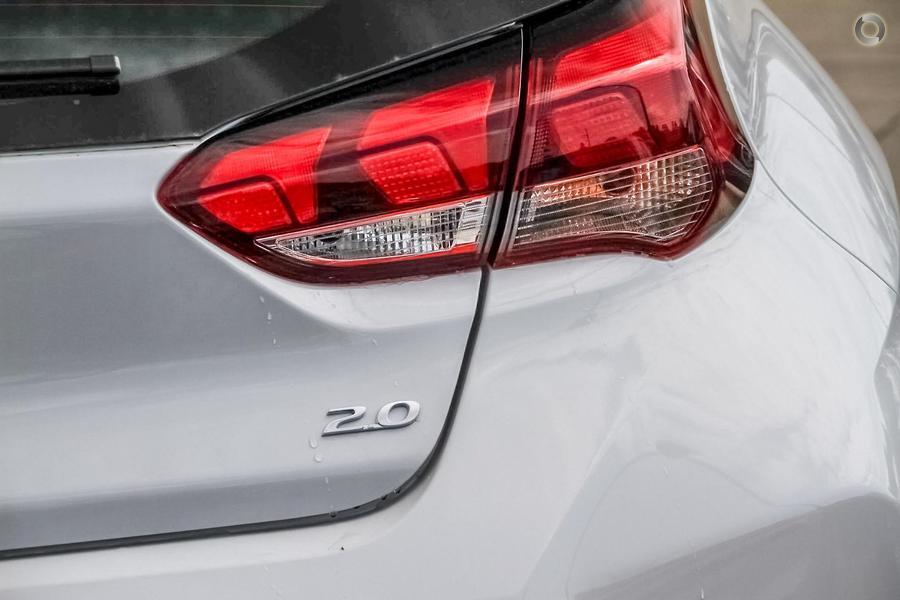2020 Hyundai Veloster (No Badge) JS