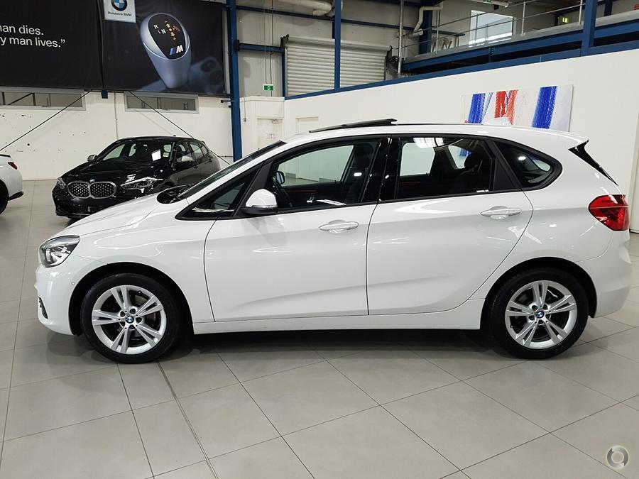 2015 BMW 218d Sport Line