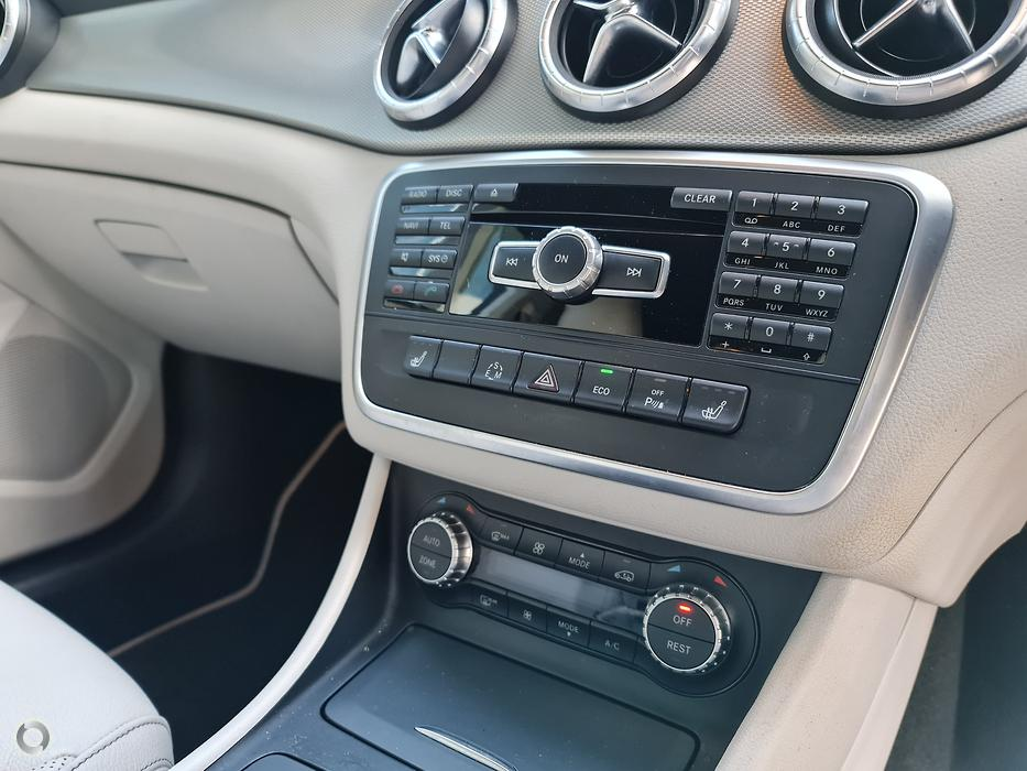 2014 Mercedes-Benz CLA 200 CDI Coupé