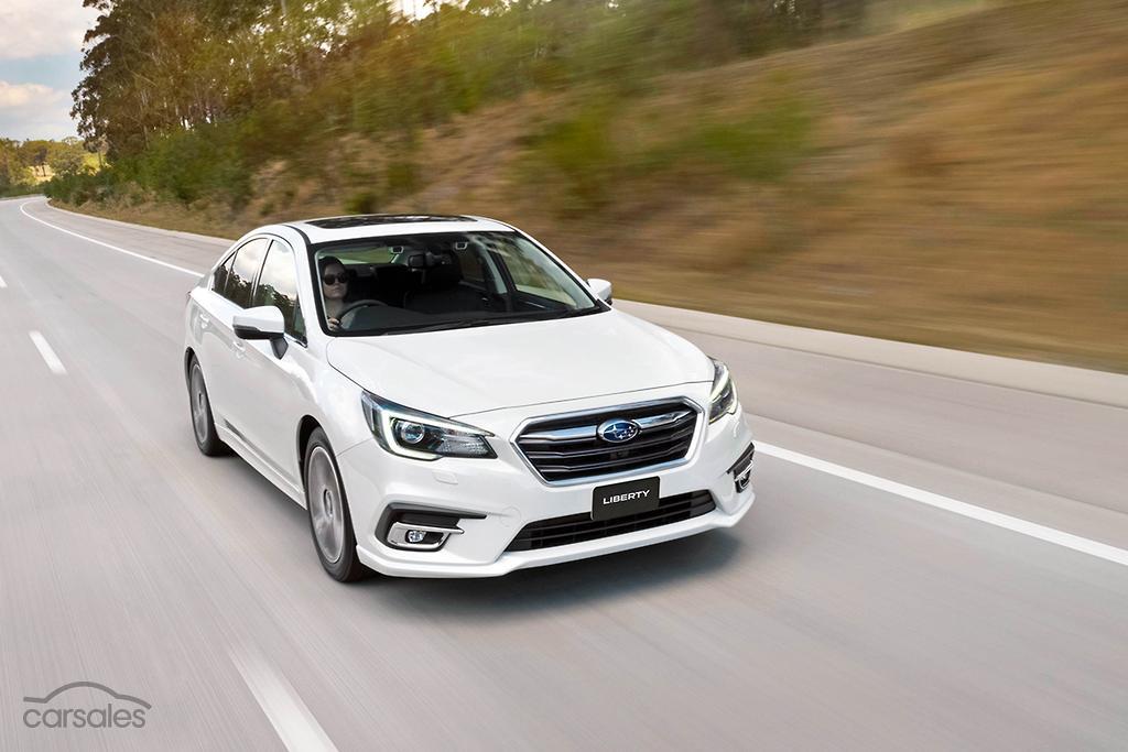 2020 Subaru Liberty 2 5i Sports Premium Sedan Carsales Com Au