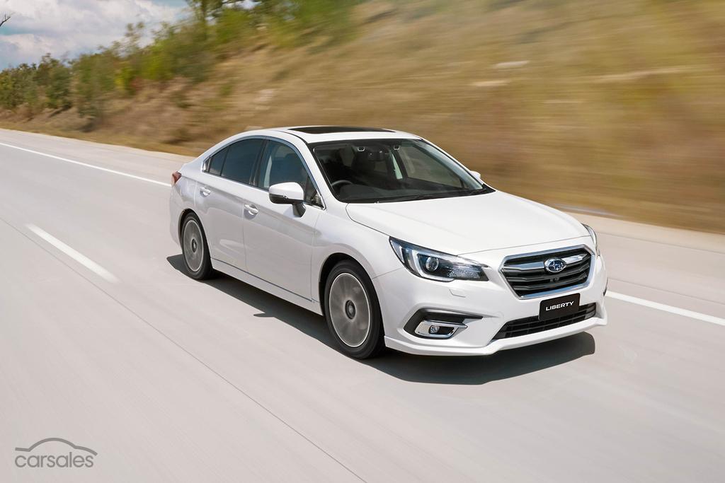 2020 Subaru Liberty 2 5i Sedan Carsales Com Au