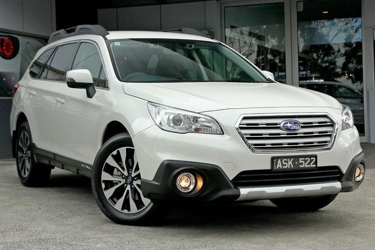 Subaru outback for sale melbourne
